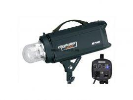 DIGITALIS-400,400Ws/100W + RF receiver 2,4GHz ajándék