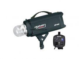 Digitalis - 600, flash head 600 Ws + RF receiver 2,4GHz ajándék