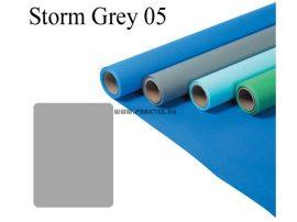 Storm Grey szürke papírháttér (2,72x11m)