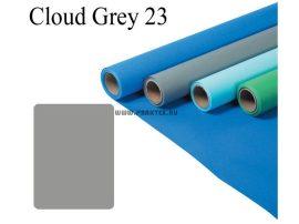 Cloud grey szürke papírháttér (2,72x11m)