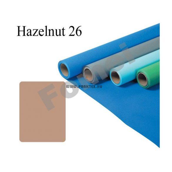 Hazelnut papírháttér (2,72x11m)