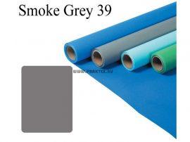 Smoke grey szürke papírháttér (2,72x11m)