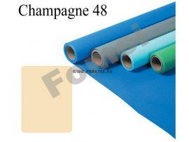 Champagne papírháttér (2,72x11m)