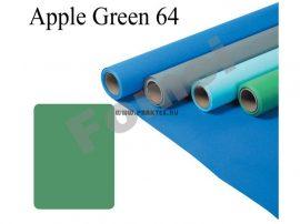 Apple Green papírháttér (2,72x11m)