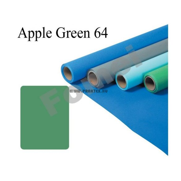 Apple Green papírháttér (2,72x11m)