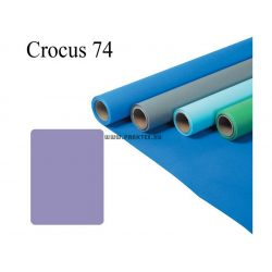 Krókusz papírháttér (2,72x11m)