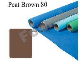 Peat brown papírháttér (2,72x11m)