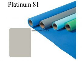 Platinaszürke papírháttér (2,72x11m)