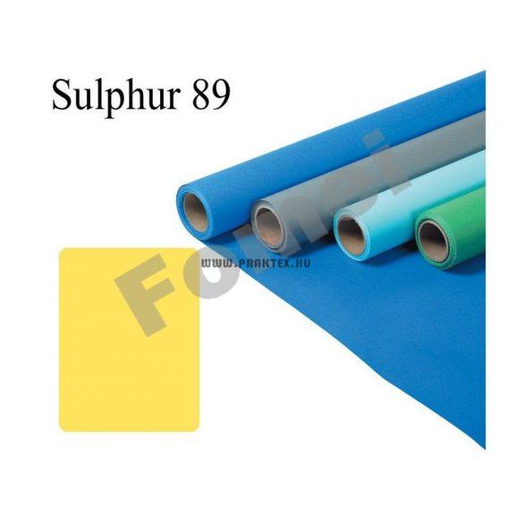 Sulphur papírháttér (2,72x11m)