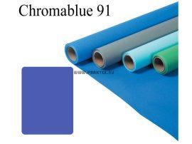 Chromablue papírháttér (2,72x11m)
