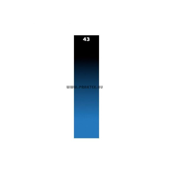 Fekete-kék színátmenetes háttér (1,1x1,6m)